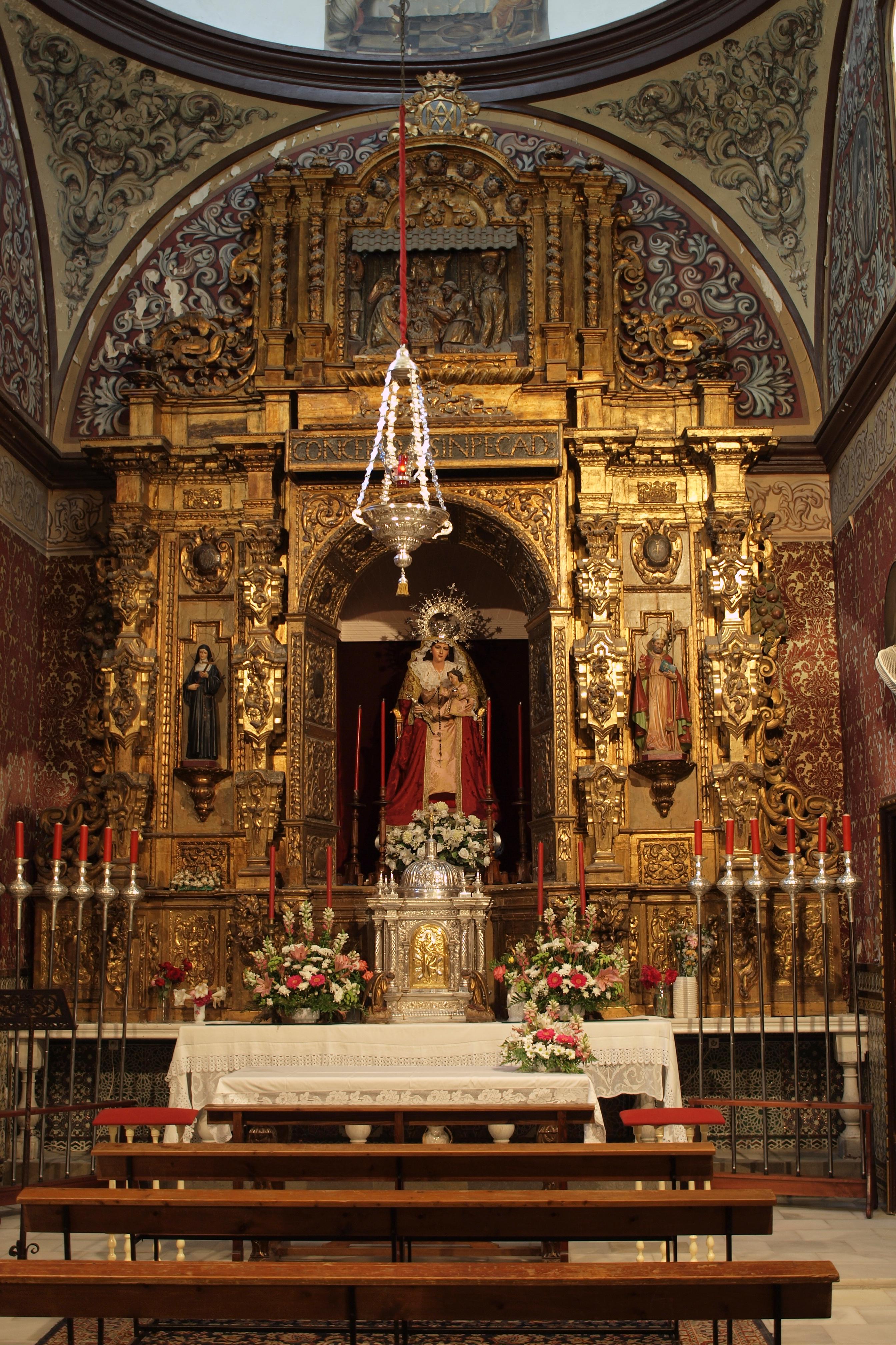 Parroquia Nuestra Seora De La Asuncin Mairena Del Alcor
