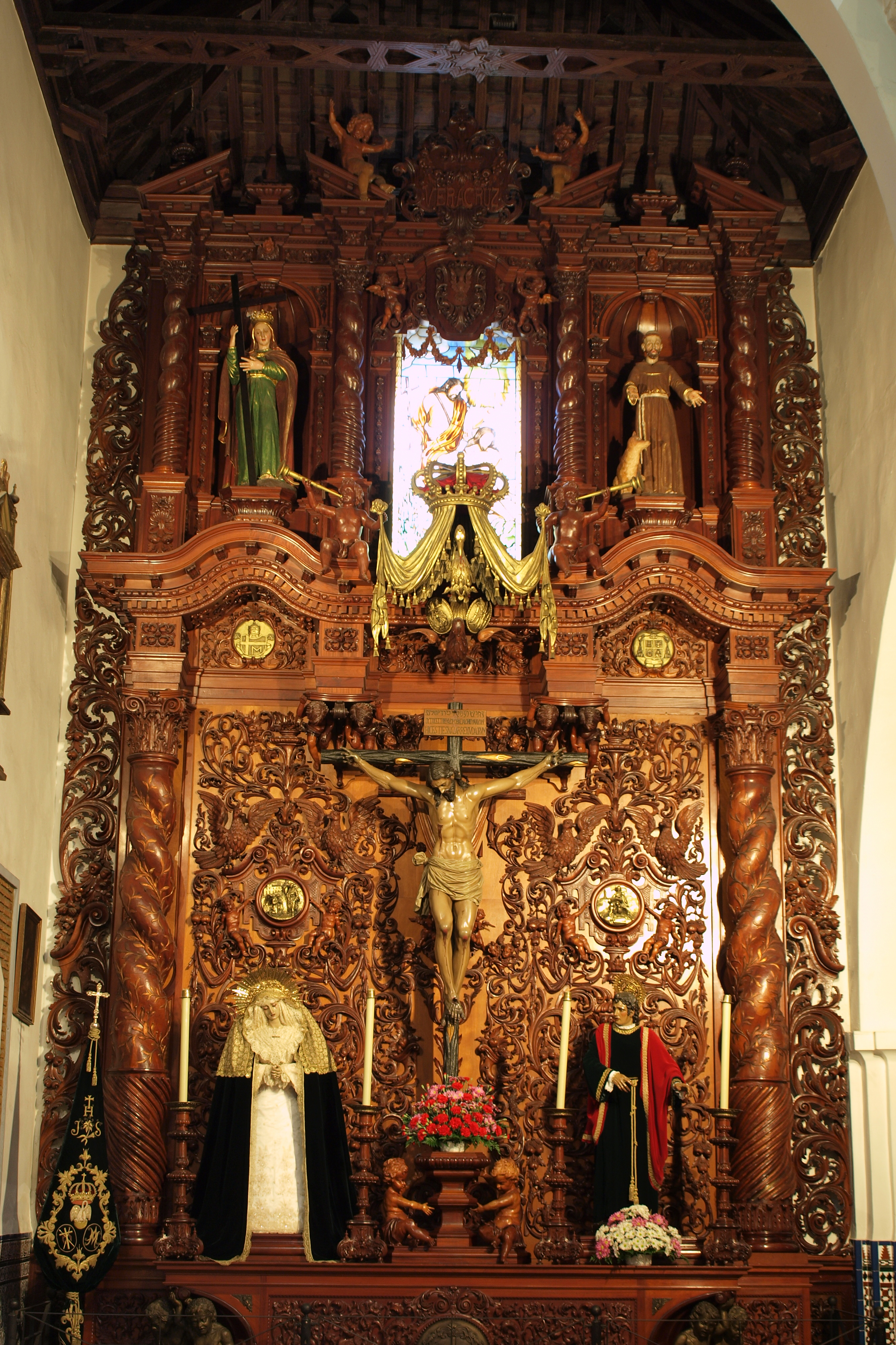 Parroquia Nuestra Senora De La Asuncion Mairena Del Alcor Sevilla